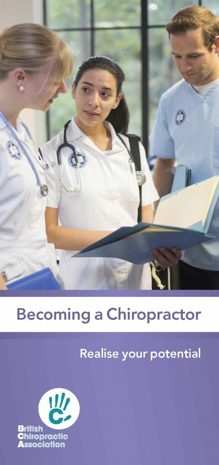 why i want to become a chiropractor Will fults shows you what it's like to be a chiropractor, why he loves his job and what steps you need to take if you would like to be a chiropractor too.