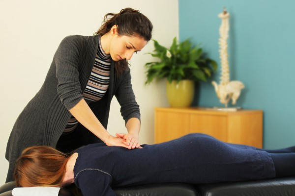 train to become a chiropractor