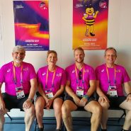 Major Athletics Events Supported by Chiropractors