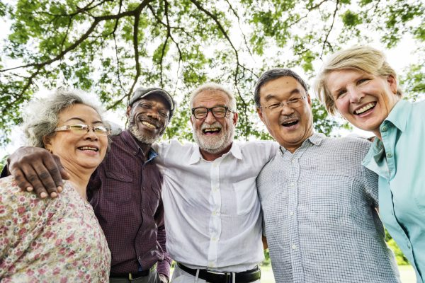 Celebrating Older People