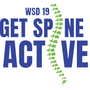 Getting active for World Spine Day