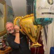 Peter Dixon wins BCA Chiropractor of the Year 2020