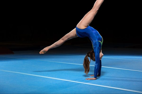 24 hours as an Olympic gymnast